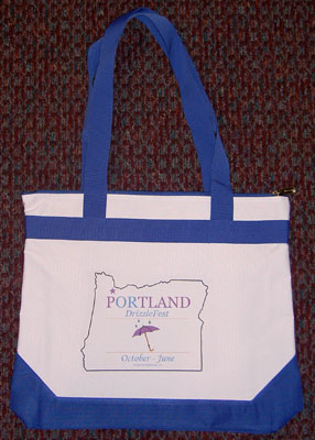 PORTLAND Gear tote bag