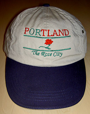 Rose City cap